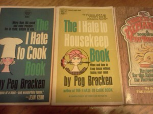 Peg Bracken books 001